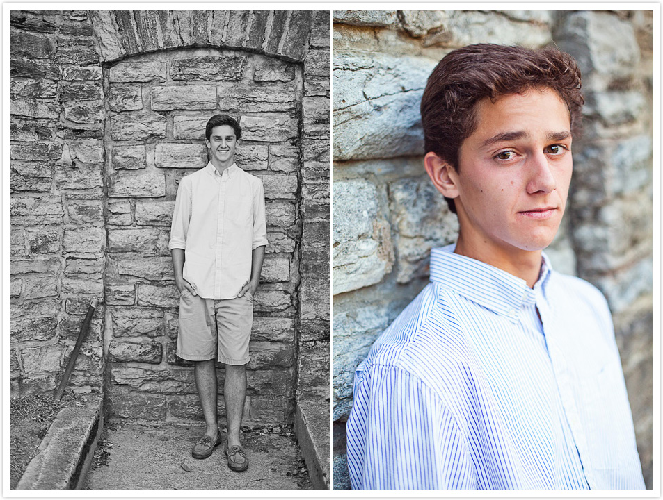 HUGH SENIOR PHOTOS
