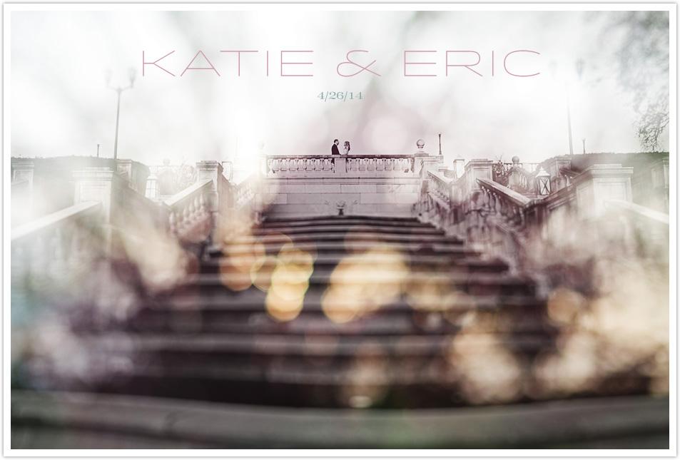 KATIE & ERIC WEDDING