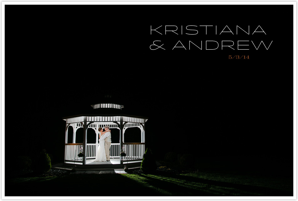 KRISTIANA & ANDREW WEDDING