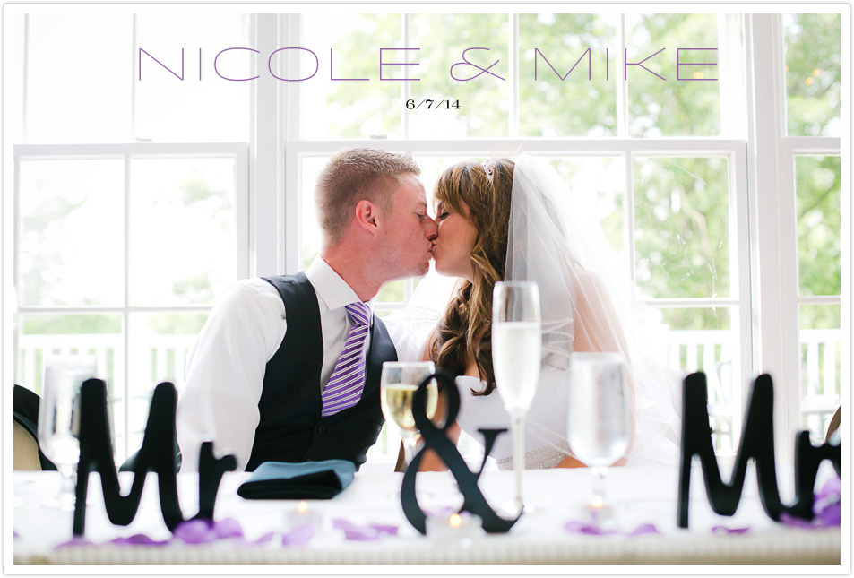NICOLE & MIKE WEDDING