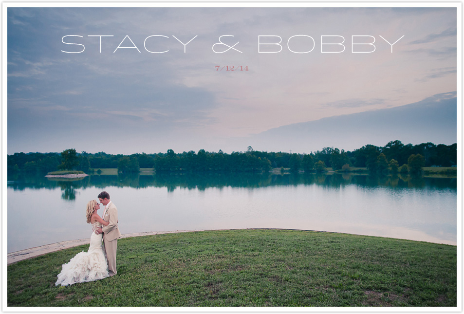 STACY & BOBBY WEDDING