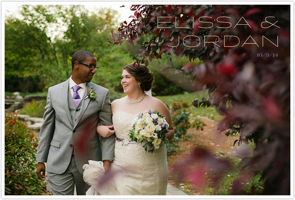 ELISSA & JORDAN WEDDING