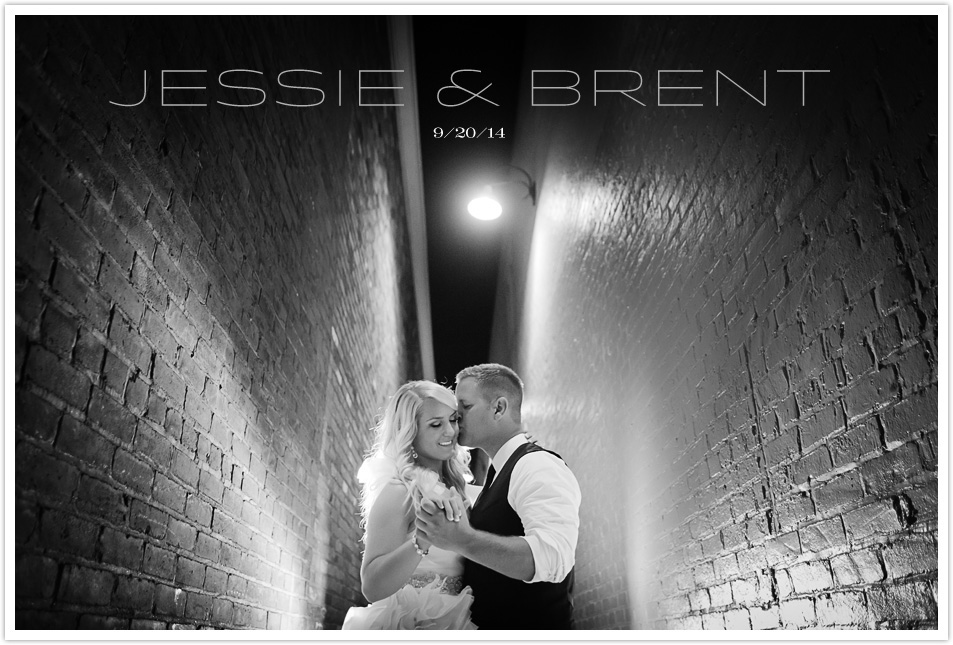 JESSIE & BRENT WEDDING