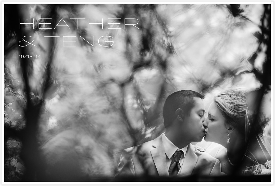 HEATHER & TENG WEDDING