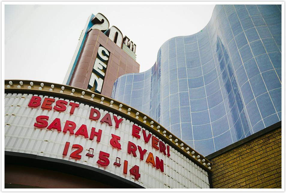 SARAH & RYAN WEDDING
