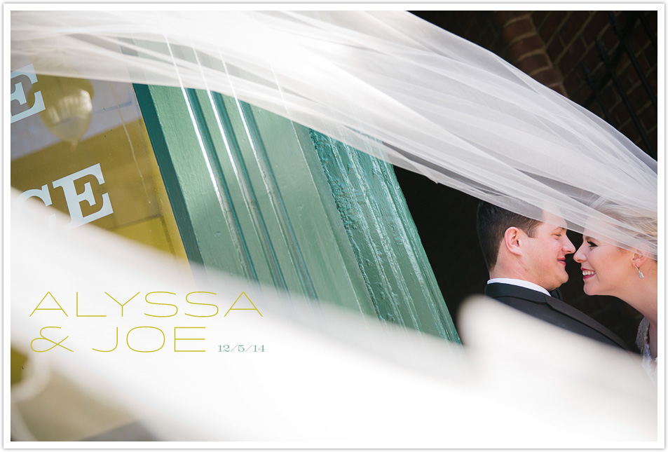 ALYSSA & JOE WEDDING