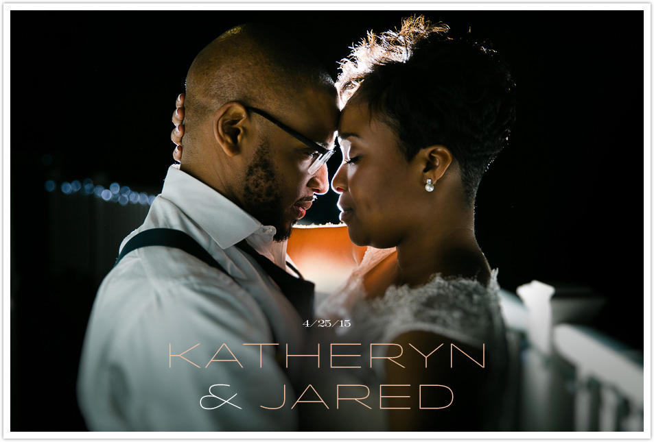 KATHERYN & JARED WEDDING