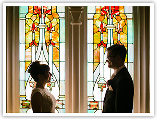 STEPHANIE & MIKE WEDDING