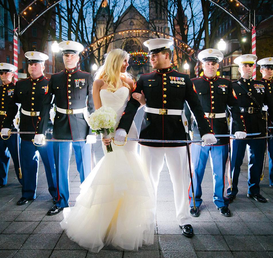 KRISTEN & MIKE WEDDING