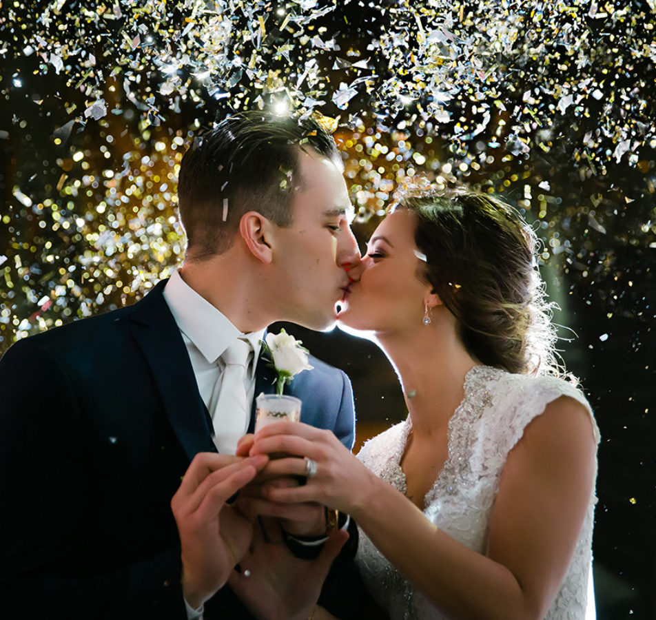 COURTNEY & DANNY WEDDING