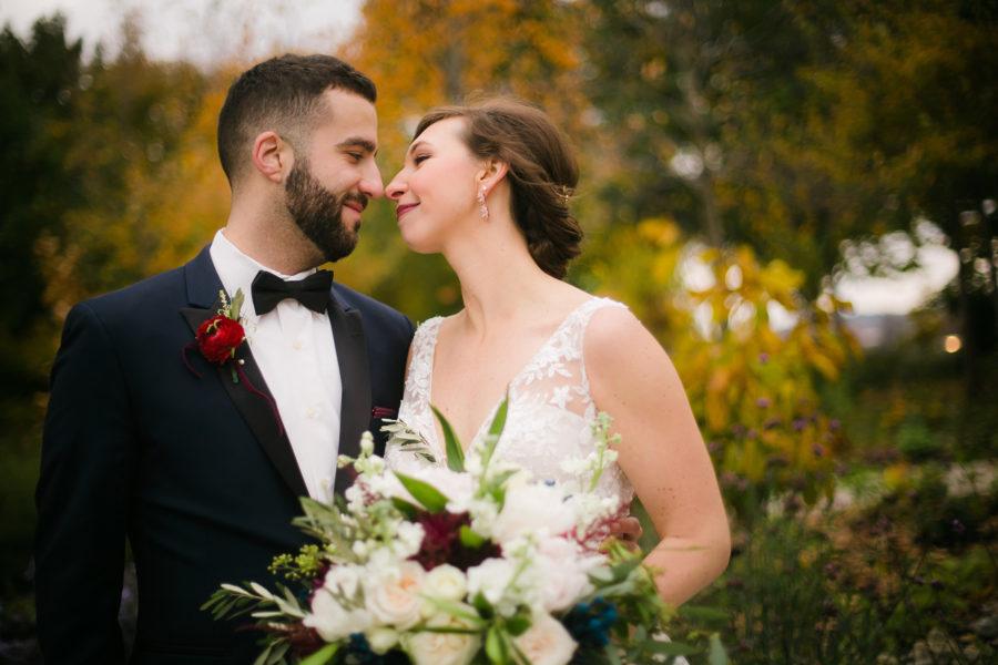 STEPHANIE & WILL WEDDING