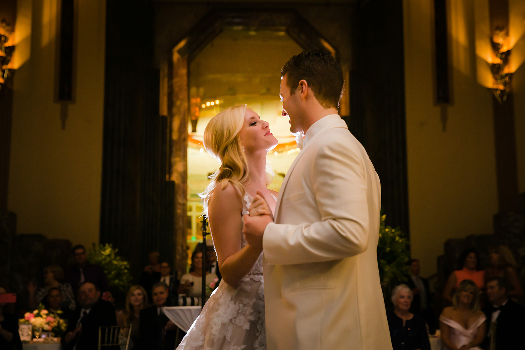 CAROLINE & NICK WEDDING