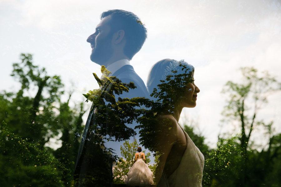 CHRISTINE & JASON WEDDING