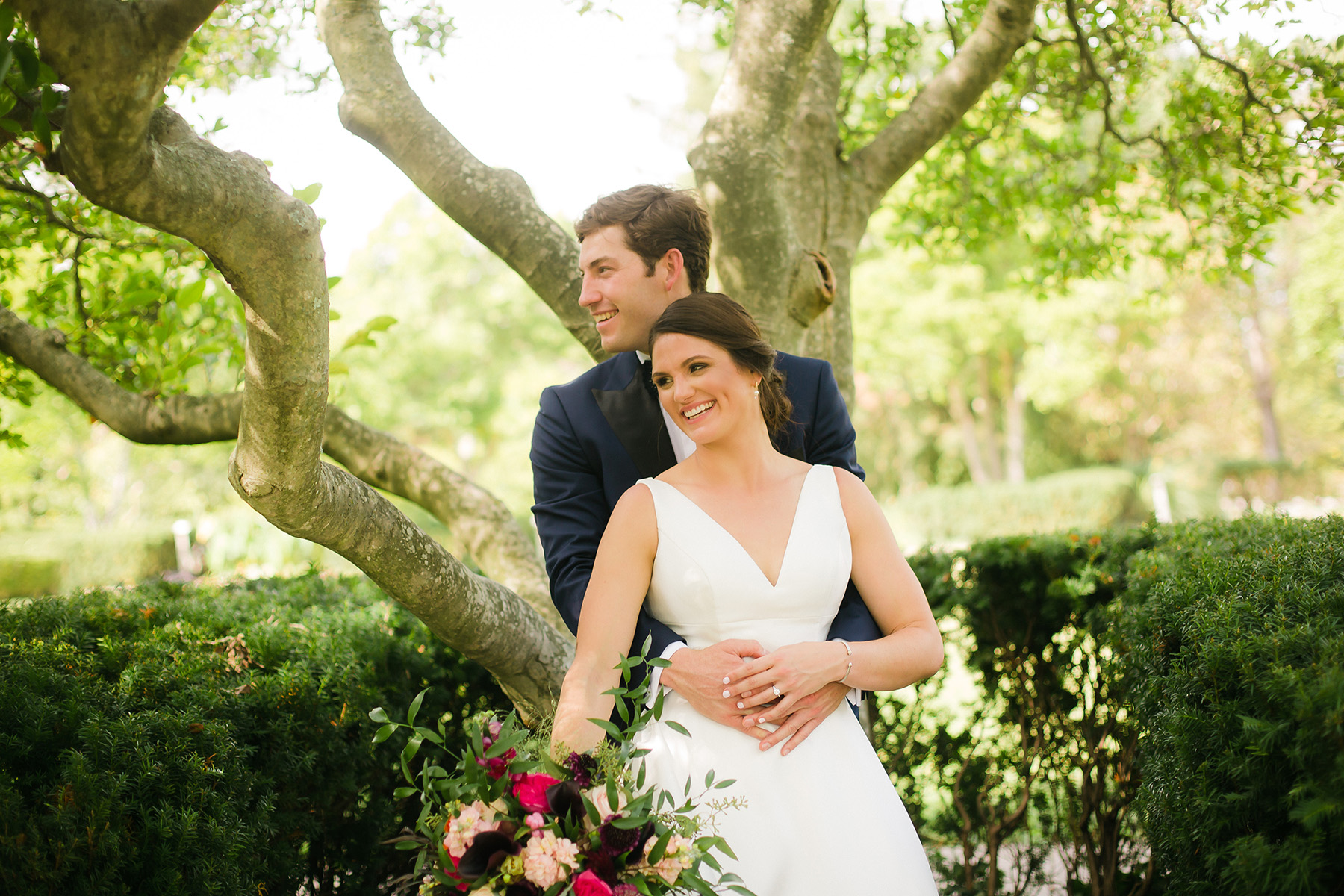 CAROLINE & CONNOR WEDDING